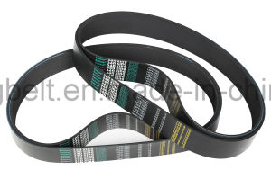 Rubber Poly V Belt for Industrial Machines pictures & photos