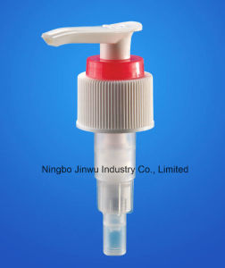 24/410 Ribbed Smooth Lotion Pump for Hand Washing