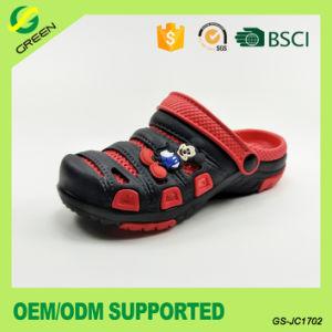 Boy Baby PVC Garden Shoes Casual Clog Slipper pictures & photos