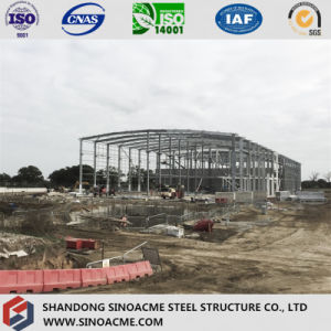 Prefabricated Heavy Steel Construction Building with Multi Floors pictures & photos