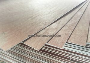 Hot Selling BB/CC Grade Bintangor Commercial Plywood with Best Price pictures & photos