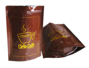 Printed Aluminum Foil Coffee Bag pictures & photos