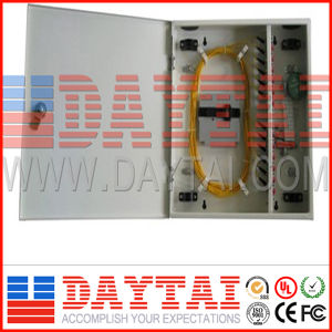 Mounted Fiber Optic Termination Box with Sc/FC/LC/St Adaptor pictures & photos