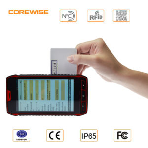 Handheld Digital Machine with Contact Card Reader/Write pictures & photos