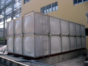 High Intensity SMC Combined Water Tank for Hotel Using pictures & photos
