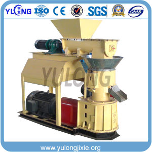 Flat Die Wood / Poultry Feed Pellet Making Machine with CE pictures & photos