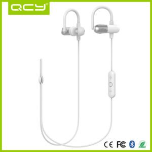 Wireless Sweatproof Waterproof Bluetooth Sport Headphone with Ear Hook pictures & photos
