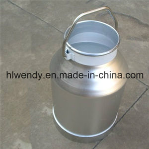 Aluminium Alloy Milking Machine Bucket pictures & photos