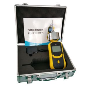 Portable Pump Suction SO2 Sulfur Dioxide Gas Detector pictures & photos