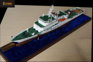 1: 50 Scale Handcrafted Ship Model Made of Plastic (JW-143) pictures & photos