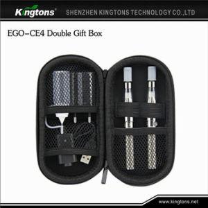 China Supplier Kingtons E Cigarette K1000 EGO CE4 Atomizer Max Vapor Electronic Cigarette Starter Kit! pictures & photos