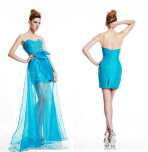Fashion Sexy No Sleeve Slim Strap One-Piece Evening Dress