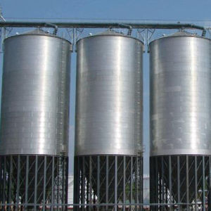 Grain Storage Steel Silos Prices pictures & photos