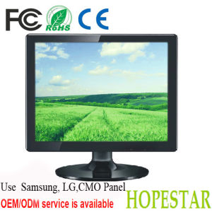 High Brightness 15 Inch LCD Monitor with HDMI Input pictures & photos
