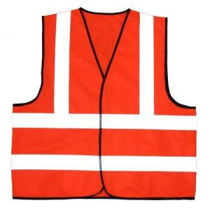 High-Visibility Refelctive Safety Vest OEM Service pictures & photos