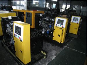 31kVA Original Japan-Made Yanmar Soundproof Power Generator Set with CE/Soncap/ISO/CIQ Approval pictures & photos