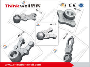 Forged Carbon Steel Auto Parts Ball Joint Tie Rod pictures & photos