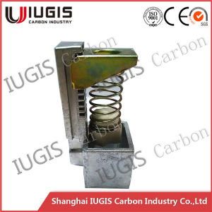 Silver Carbon Brush Holder for Industry Carbon Brush pictures & photos