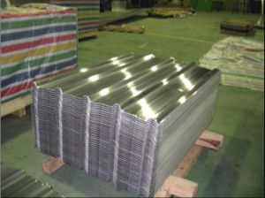 Ms Corrugated Steel Sheet (1212) pictures & photos