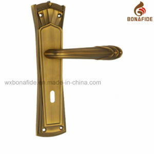 New Model Modern Zinc Material Door Handle pictures & photos