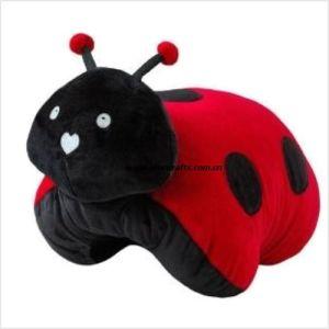 Plush Soft Ladybug
