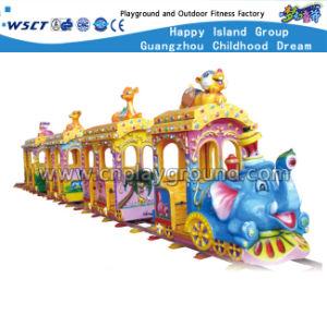 Amusement Park Mini Electric Train Park Track Train (HD-10403) pictures & photos