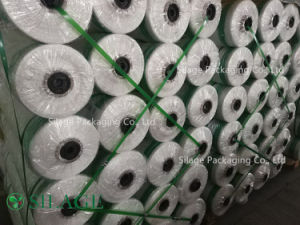 Qualified 1.23*3000m White Bale Wrap Net for New Zealand pictures & photos