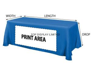 Black Guinness Plastic Vinyl Tablecloth pictures & photos