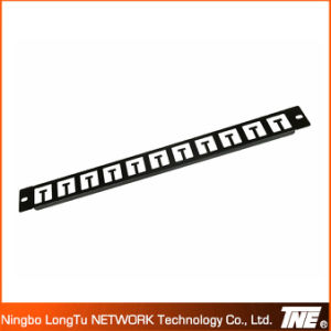 1u Blanking Panel for Cable Tidy pictures & photos