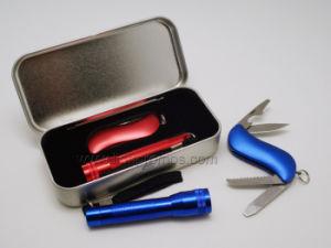 Custom Logo Outdoor Executive Gift Hardware Tool Kit Set pictures & photos