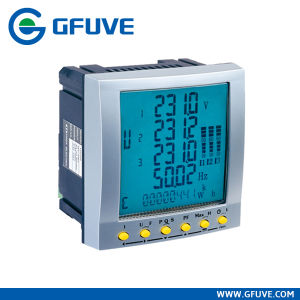 Three Phase Multifunction Power Meter pictures & photos