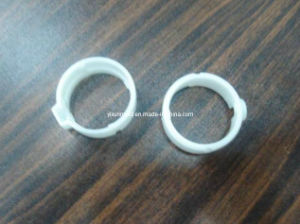 Custom Precision Plastic O-Ring Injection Mold pictures & photos