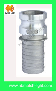 Quick Connect Coupling, Precision Casting Stainless Steel Steel Hose Fitting (Type E) pictures & photos