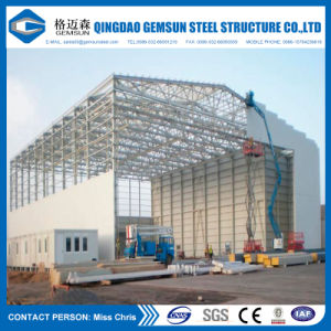 Customized Prefab Designed Sandwich Panel Steel Building pictures & photos