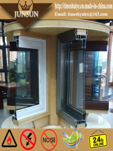 Top Quality Double Glazing Aluminium Glass Folding Door with AS/NZS2047 pictures & photos