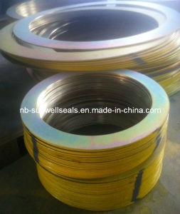 Spiral Wound Gasket Rings, Ss304 Rings ASME B16.20 (SUNWELL) pictures & photos