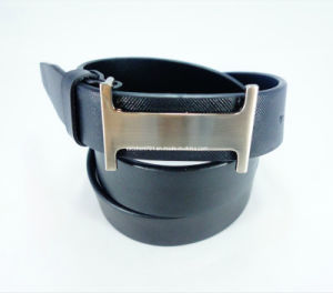 Branded Men′s Genuine Leather Belt (EU3689-28)