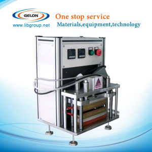 Li Ion Battery Top and Side Sealing Machine for Battery (GN-DF-200) pictures & photos