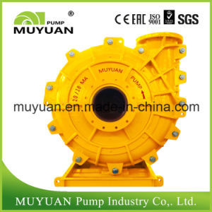 Centrifugal Abrasion Resistant Slurry Pump pictures & photos