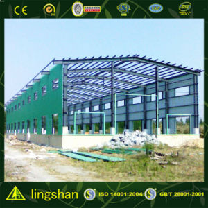 Steel Structure Construction with ISO: 9001: 2008 (L-S-025) pictures & photos
