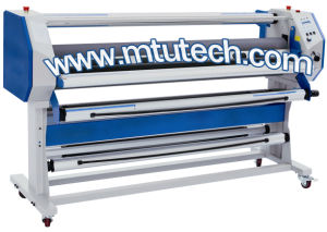 Single Side Hot and Cold Laminator 1.62m Mt1700-A1 pictures & photos