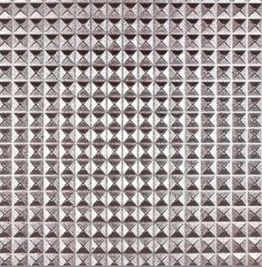 Metal Glazed Grid Series Glazed Porcelain Ceramic Tile pictures & photos