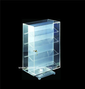 Clear Acrylic Organic Glass Display Cabinet (BTR-L1001)) pictures & photos