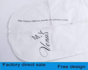 Non-Woven Bags of Wedding Dresses. a Suit Bag. Customize The Printing pictures & photos