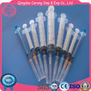 Disposable Hypodermic Syringe with Needle pictures & photos