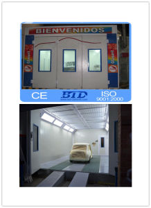 Car Paint Booth Price Auto Paint Bake Oven for Sale pictures & photos