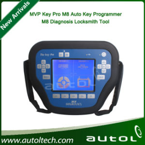 MVP Key PRO M8 Auto Key Tool MVP PRO M8 Key Programmer Diagnostic and Key Programming Tool pictures & photos