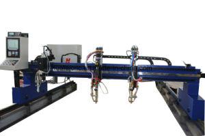 Qgi Economical Double-Side Driven Gantry-Type CNC Cutting Machine pictures & photos