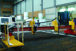 Steel Construction CNC Plasma Cutting Machine Big Cutter pictures & photos