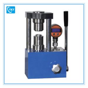 5 T Electric Coin Cell Press pictures & photos